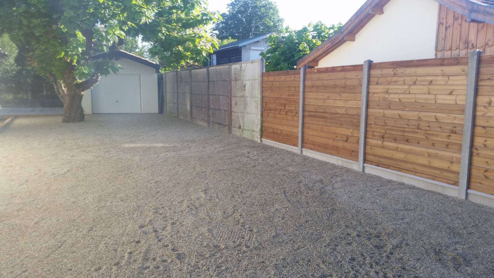 Amnagement alle extrieur maison amnagement paysager for Paysager une terrasse