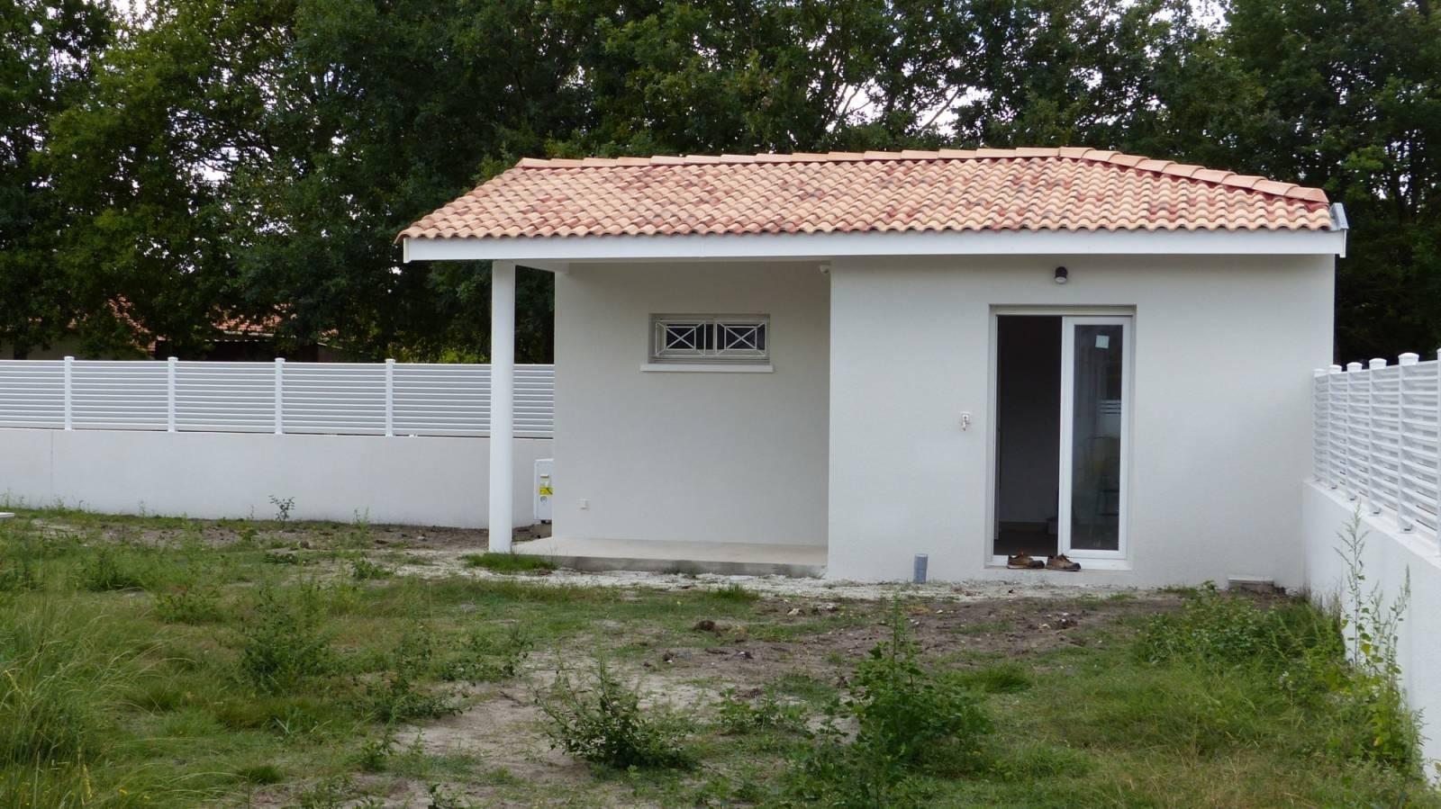Construire Un Pool House réalisation d'un pool house biscarrosse - construction et